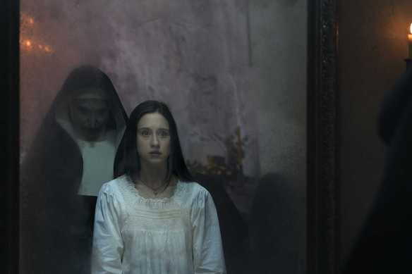 The Nun Review – Scare Me Not ! | The Cinemawala